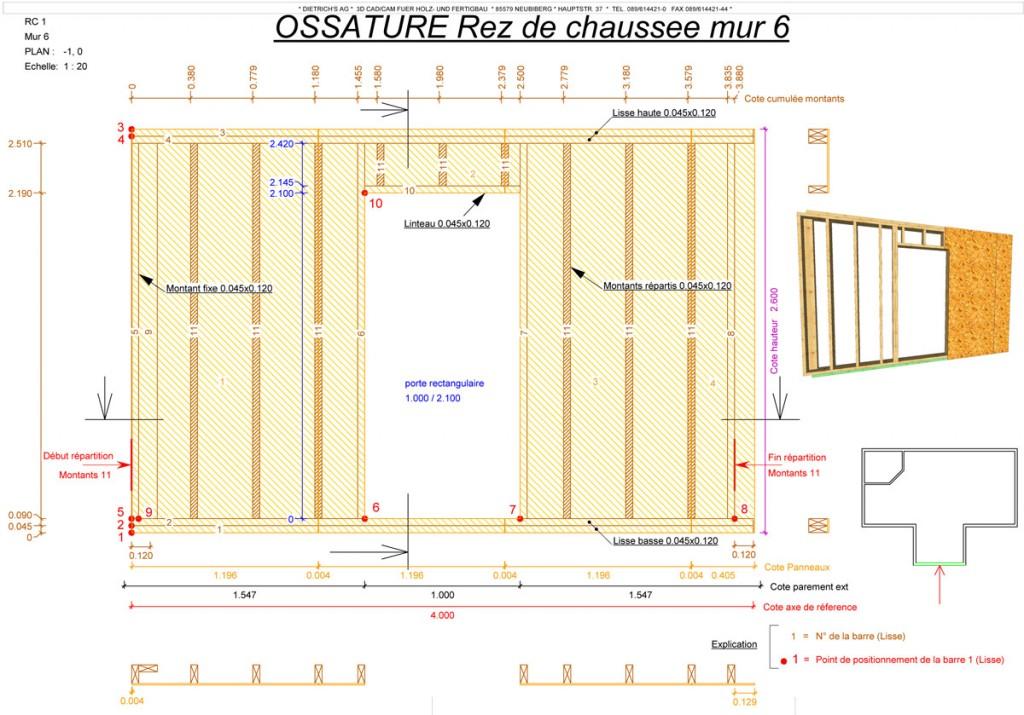 Plan-ossature-bois
